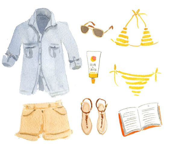 What to pack for a sailing holiday!